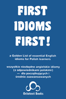 First Idioms First! front cover